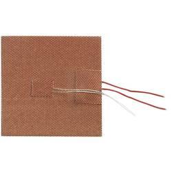 Silikone Varmefolie selvklæbende 24 V/DC, 24 V/AC 100 W Beskyttelsestype IPX7 (L x B) 100 mm x 100 mm Thermo