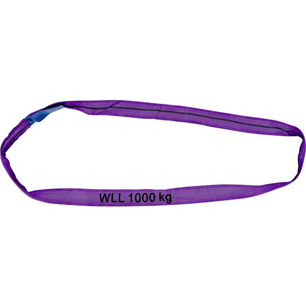 Okrogla zanka Obremenitev (WLL)=1 t 4 m N/A 47201224 Vijolična