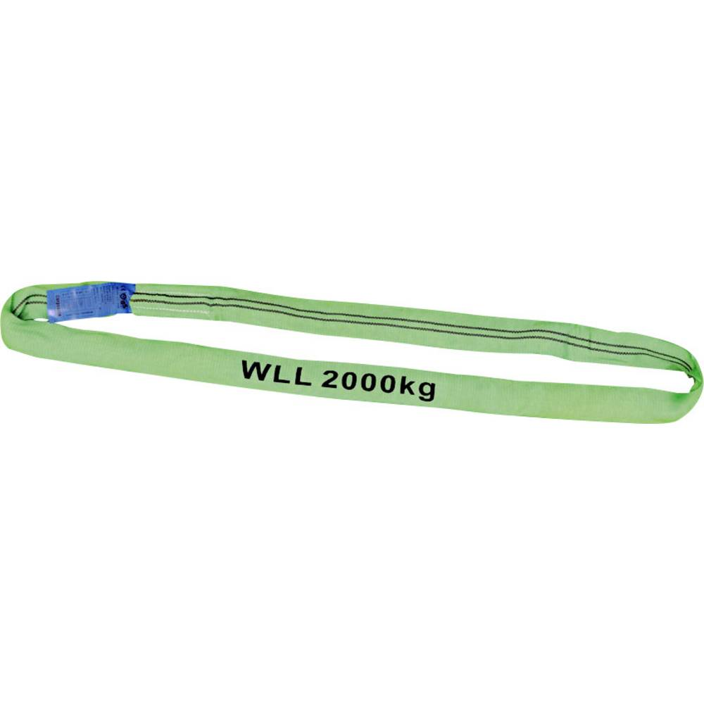 okrogla zanka Obremenitev (WLL)=2 t 2 m N/A 47202213 zelena