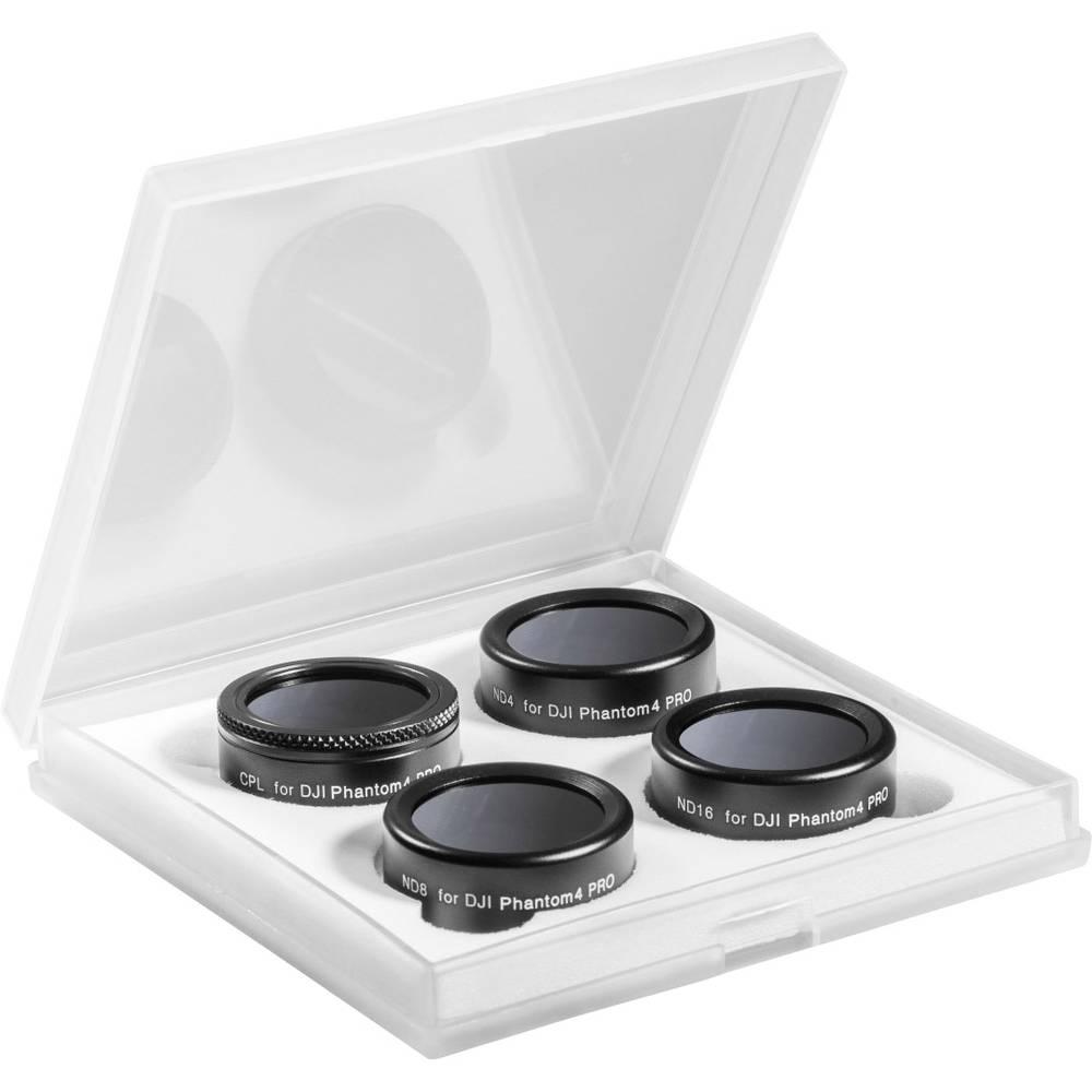 Walimex Pro Komplet filtrirnih leč za multikopter Primerno za: DJI Phantom 4 Pro, DJI Phantom 4 Pro+, DJI Phantom 4 Pro Obsidian