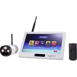 Sygonix 1594378 Brezžični-Set nadzorne kamere Z 1 kamero 2.4 GHz