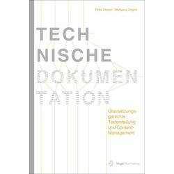 Technische Dokumentation Vogel Communications Group 978-3-8343-3348-3