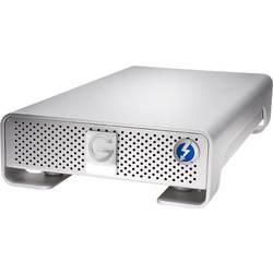 Extern hårddisk 3.5 G-Technology G-Drive Thunderbolt Thunderbolt, USB 3.0 4 TB Silver