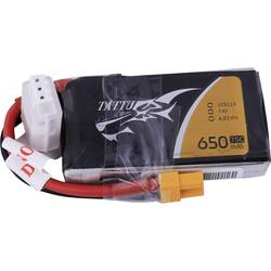LiPo akumulatorski paket za modele 7.4 V 650 mAh Broj ćelija: 2 75 C Tattu Softcase XT30