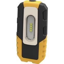 LED delovna svetilka, žepna svetilka s sponko za pas in magnetnim držalom Brennenstuhl LED akumulatorska 220 lm 0.23 kg