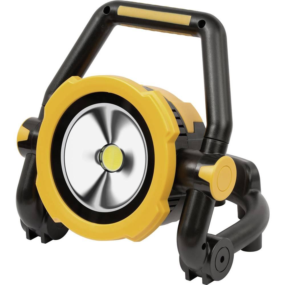 LED akumulatorska delovna svetilka Brennenstuhl 1171420 prenosna flex 20 W 1800 lm