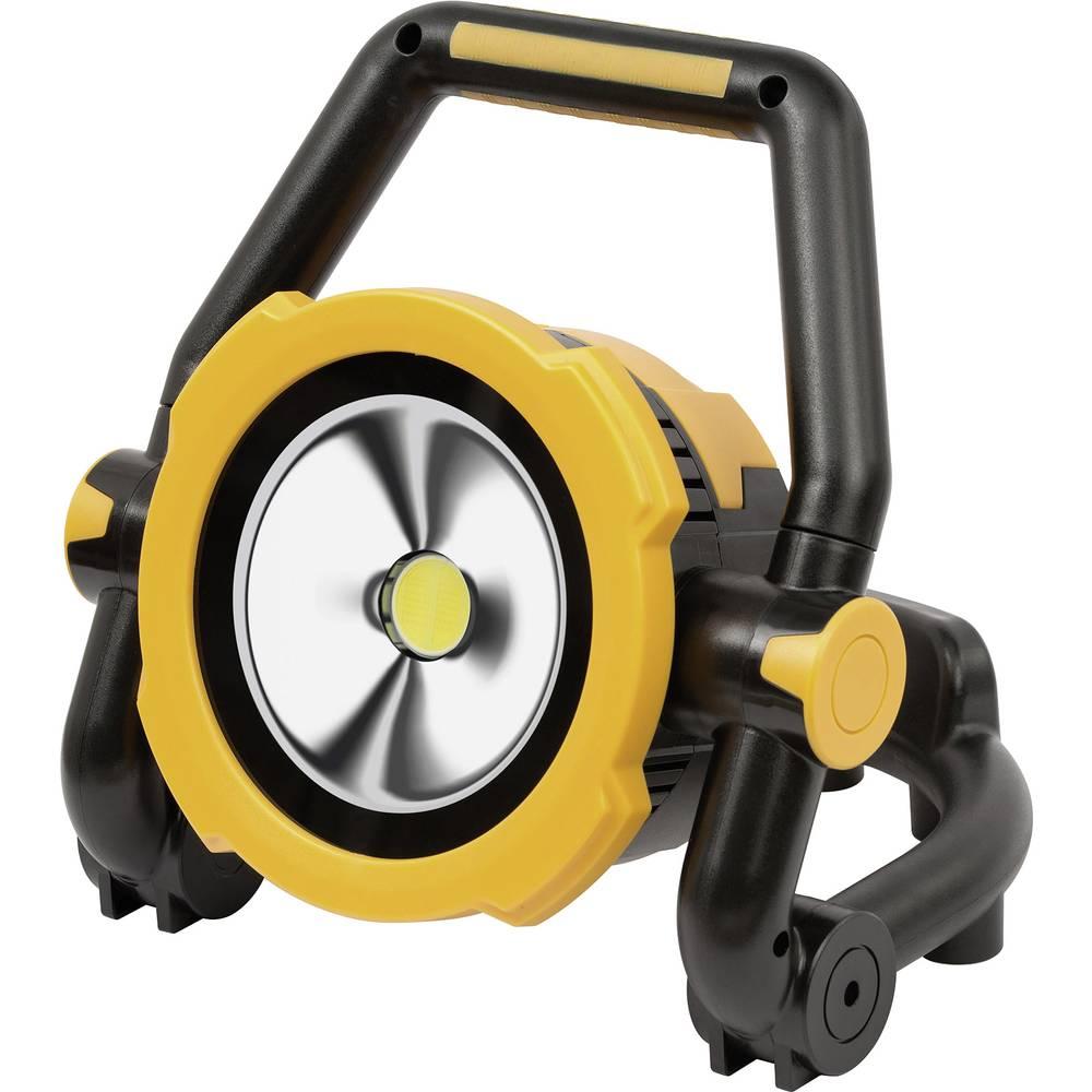 LED akumulatorska delovna svetilka Brennenstuhl 1171430 prenosna flex 30 W 2600 lm