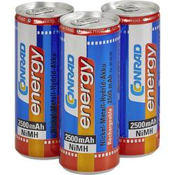 Conrad Energy Drink 3-dijelni paket (3x250ml)