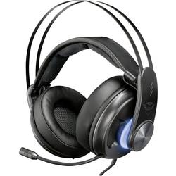 Gaming-headset Trust GXT 383 Dion Over Ear Svart