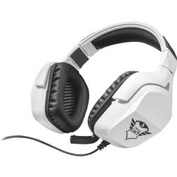 Gaming-headset Trust GXT 345 Creon Over Ear Vit