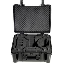 B & W outdoor.cases Typ 61 zunanji kovček Primerno za: DJI Phantom 3 Standard, DJI Phantom 3 Professional, DJI Phantom 3 Advance