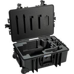 Outdoor kofer B & W outdoor.cases Typ 6700 6700/B/RoninM Prikladno za=DJI Ronin-M