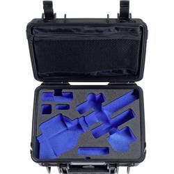 Outdoor kofer B & W outdoor.cases Typ 1000 1000/B/FEIYU5 Prikladno za=FEIYU Tech G5 , FEIYU Tech G4S , FEIYU Tech G4 , FEIYU Tec