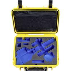 Outdoor kofer B & W outdoor.cases Typ 1000 1000/Y/FEIYU5 Prikladno za=FEIYU Tech G5 , FEIYU Tech G4S , FEIYU Tech G4 , FEIYU Tec