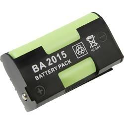 CS Cameron Sino CS-SBA2015SL Akumulatorske slušalke Nadomešča originalno baterijo BA2015 2.4 V 1500 mAh
