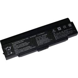 Beltrona Werkzeug-Akku und Ladegerät (value.2981369) SONBPS9H 11.1 V 6600 mAh Sony Nadomešča originalno baterijo VGP-BPS9, VGP-B