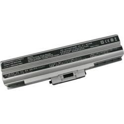 Beltrona Werkzeug-Akku und Ladegerät (value.2981369) SONBPS13HSILBER 11.1 V 6600 mAh Sony Nadomešča originalno baterijo VGP-BPS2