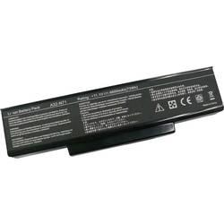 Beltrona Werkzeug-Akku und Ladegerät (value.2981369) ASUK72A32K72H 11.1 V 6600 mAh Asus Nadomešča originalno baterijo A32-K72, A