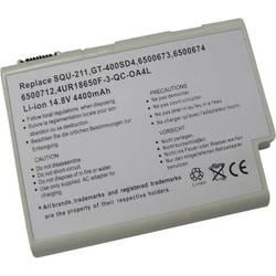 Beltrona Werkzeug-Akku und Ladegerät (value.2981369) GATSQU211 14.8 V 4400 mAh Gateway Nadomešča originalno baterijo SQU-211, GT