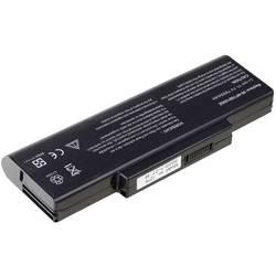 Beltrona Werkzeug-Akku und Ladegerät (value.2981369) MSIBTYM66H 11.1 V 6600 mAh MSI Nadomešča originalno baterijo BTY-M66, BTY-M