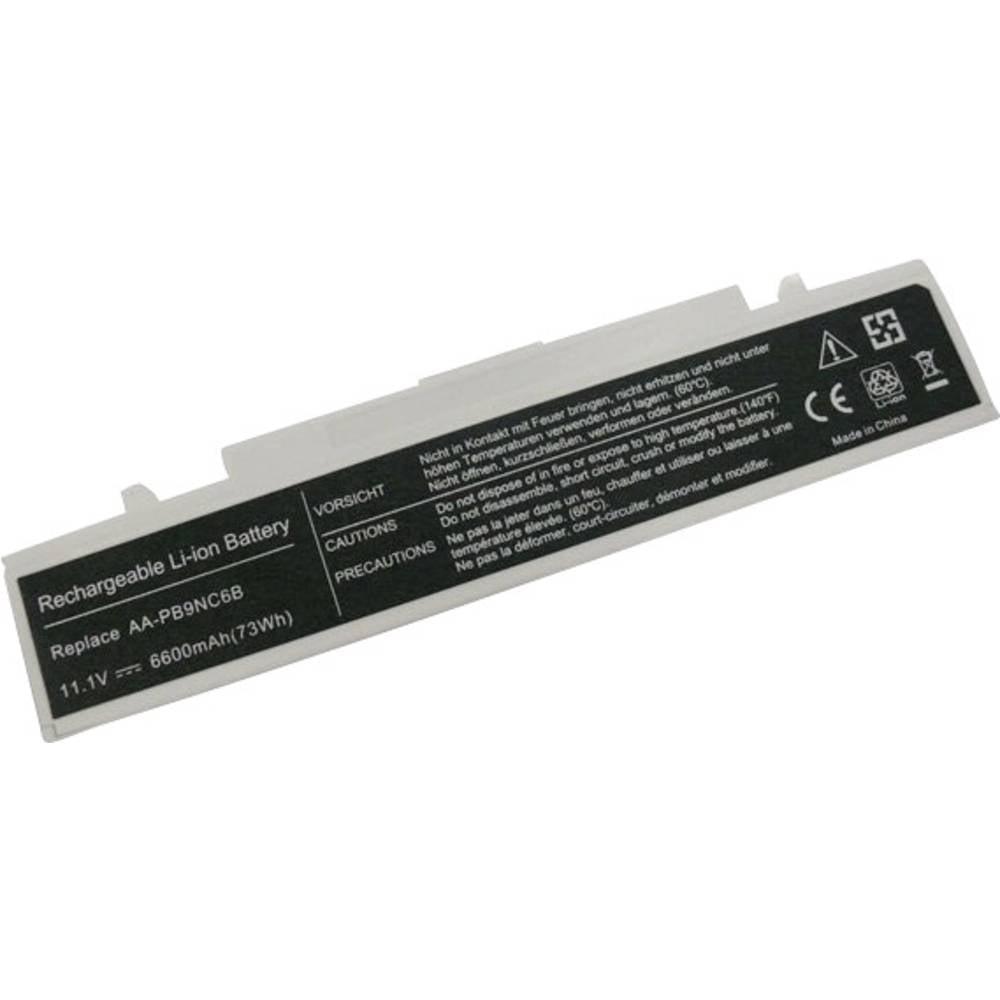 Beltrona Werkzeug-Akku und Ladegerät (value.2981369) SAMR510HWEISS 11.1 V 6600 mAh Samsung