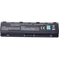 Beltrona Werkzeug-Akku und Ladegerät (value.2981369) TOSPA5024H 11.1 V 6600 mAh Toshiba Nadomešča originalno baterijo PA5023U-1B