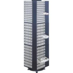 raaco Rotacijski stolp za magazin s predali