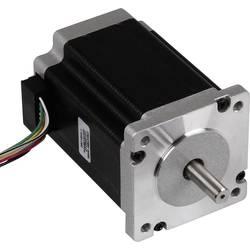 Joy-it koračni motor NEMA 23-01 NEMA 23-01 3 Nm 4.2 A Promjer osovine: 8 mm