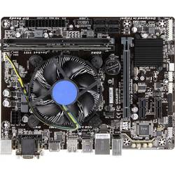 PC Tuning komplet (Office) Intel Core i3 i3-7100 (2 x 3.9 GHz) 8 kB Intel HD Graphics 630 Micro-ATX