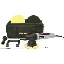 excenterpoleringsmaskine 230 V 650 W DINO 640220 KRAFTPAKET Exzenter 9mm 1600 - 6400 rpm 160 mm