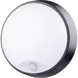 Megatron Bulka MT69040 LED vanjsko zidno svjetlo s detektorom pokreta 10 W neutralno-bijela crna