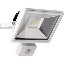 Goobay 59084 LED zunanji reflektor z detektorjem gibanja 30 W dnevna svetloba