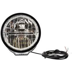 Žaromet za dolge luči, Pozicijske luči W116 Visokozmogljive LED WAS (Ø x G) 230.5 mm x 130 mm Črna