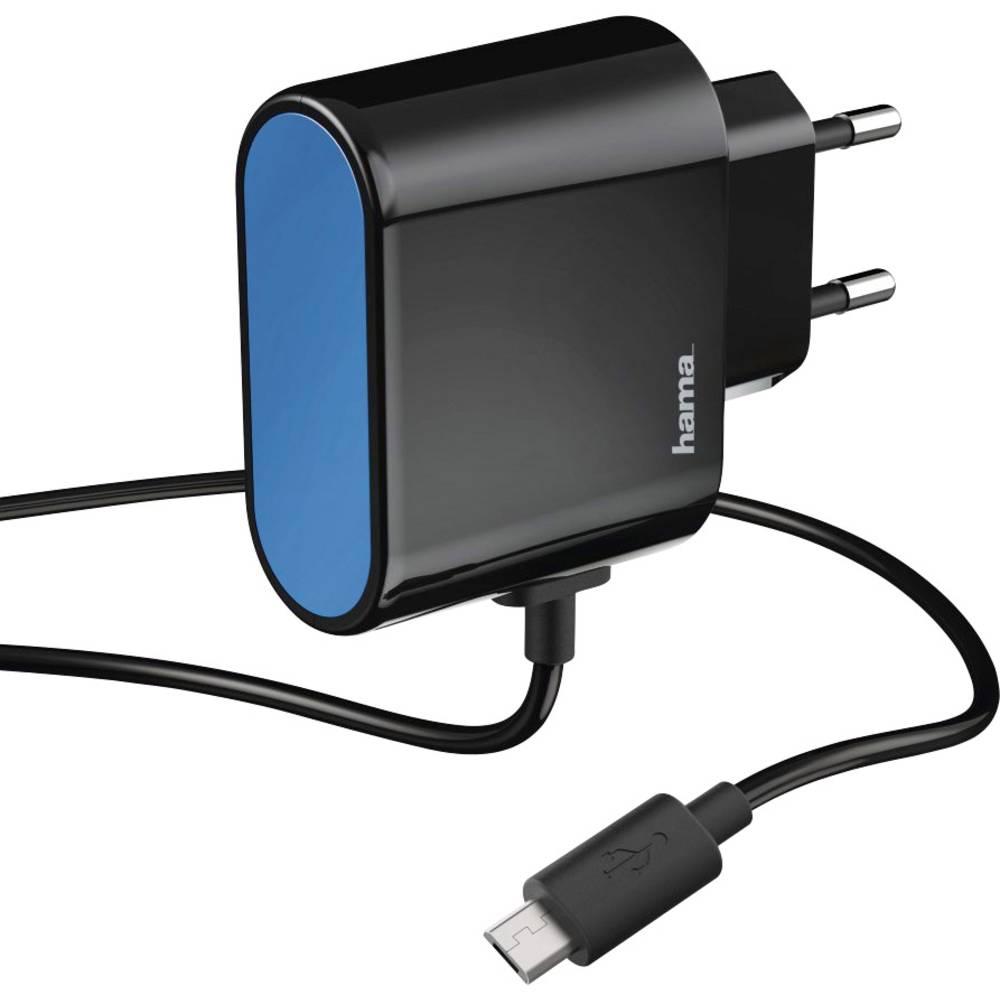 USB vtični napajalnik Hama 173600 Micro-USB