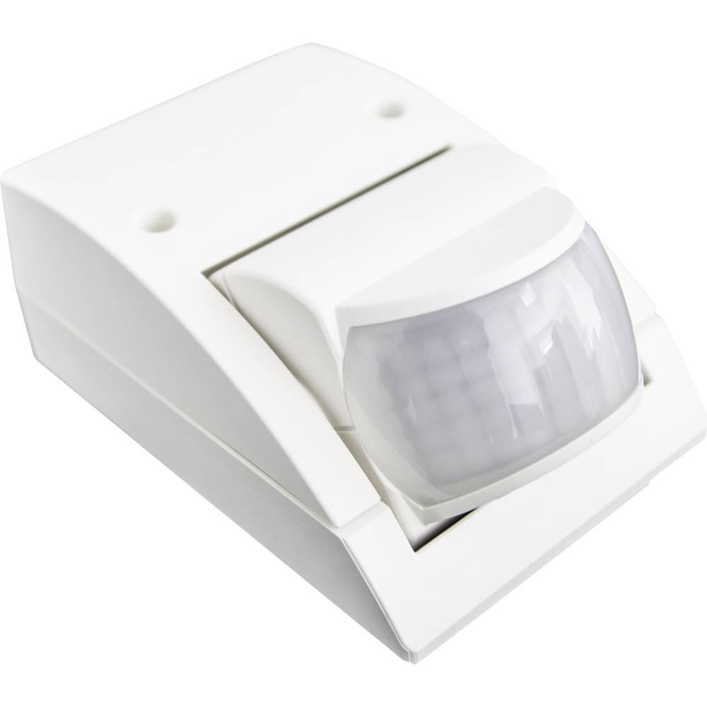 Steinel IS2160 weiß nadometna javljalnik gibanja 160 ° bela ip54