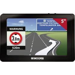 Lastbil-navigation 5  Snooper Truckmate Pro SC5800DVR Europa