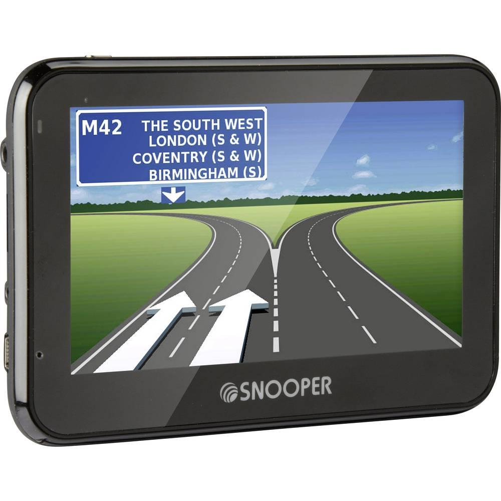 Snooper Truckmate Pro S2700 Navigacija za osebna vozila 10.9 cm 4.3  Evropa