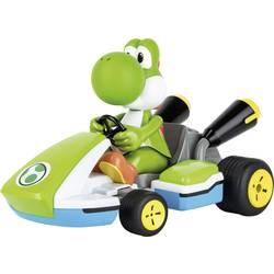 Carrera RC 370162108 Mario Kart™ Yoshi-Race Kart 1:16 RC Avtomobilski model za začetnike Elektro Cestni model Vklj. zvočni