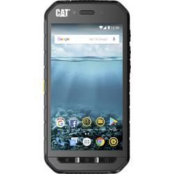 CAT S41 zunanji pametni telefon 32 GB 5 palec(12.7 cm)dve sim kartici android™ 7.0 nougat 13 Mio. pikslov črna
