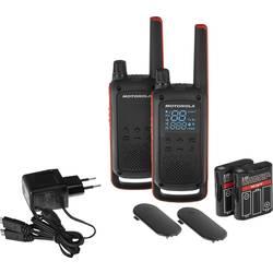 Motorola Solutions TLKR T82 188068 pmr ročna radijska postaja 2-delni komplet