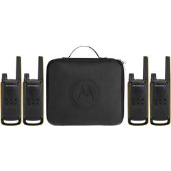 PMR-handradio Motorola TLKR T82 Extreme Quad Set 4 st