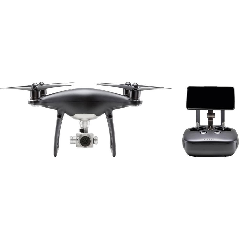 DJI Phantom 4 Pro+ Obsidian Edition Industrijski dron RtF Letalska kamera, Profesionalna