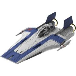 Science Fiction byggsats Revell A-Wing Fighter blau 06762