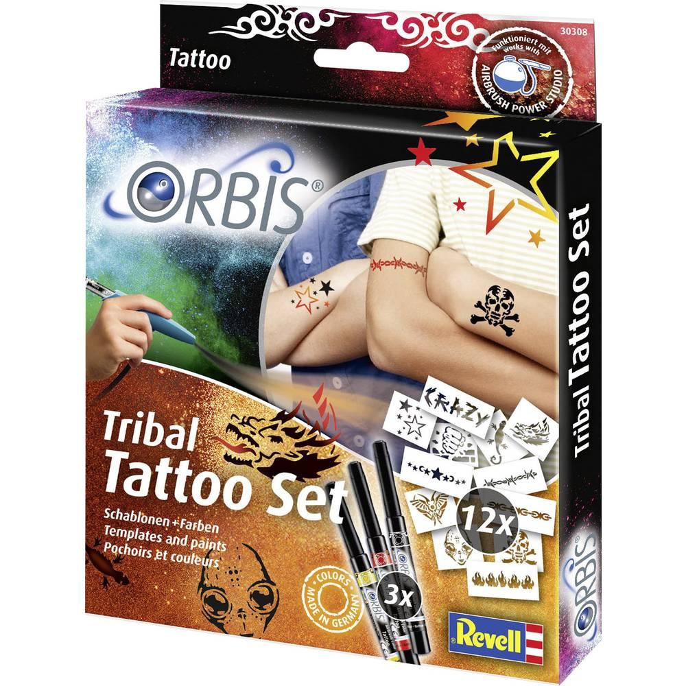 Orbis Tribal Tattoo set 30308 Tattoo Set für Jungen
