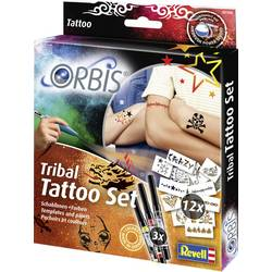 Orbis tribal tattoo set 30308 Tattoo Set für Jungen