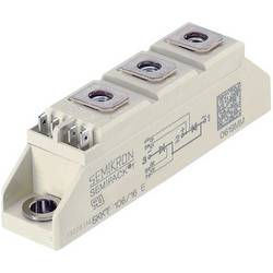 Standardna dioda Array - usmernik 100 A Semikron SKKD100/16 SEMIPACK 1 Array - 1 par serijski priključek