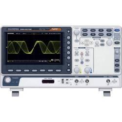 Digitalni osciloskop GW Instek MSO-2072E 70 MHz 18-kanalni 1 GSa/s 10 Mpts 8 Bit Digitalni osciloskop s memorijom (ODS), Mješovi