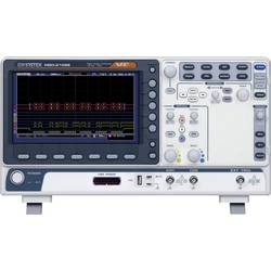 Digitalni osciloskop GW Instek MSO-2102E 100 MHz 18-kanalni 1 GSa/s 10 Mpts 8 Bit Digitalni osciloskop s memorijom (ODS), Mješov