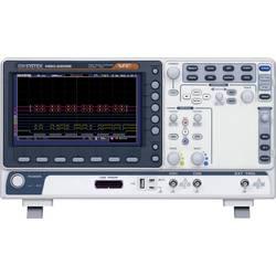 Digitalni osciloskop GW Instek MSO-2202E 200 MHz 18-kanalni 1 GSa/s 10 Mpts 8 Bit osciloskop