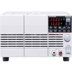 Laboratorijski napajalniki, nastavljivi GW Instek PLR 20-36 0 - 20 V/DC 0 - 36 A 720 W RS-232 Daljinsko vodenje, Programabilni,
